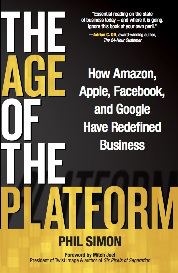 Availability Update: The Age of the Platform