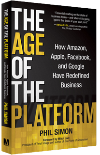 The Age of the Platform Hits 100 Amazon Reviews