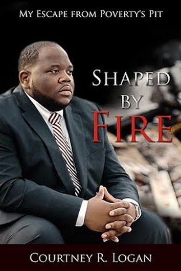 Sixth Motion Title: Shaped by Fire by Courtney R. Logan
