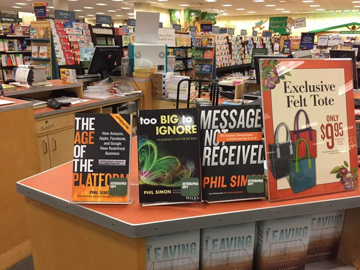 Author Hack #1: How to Get Your Book into B&N